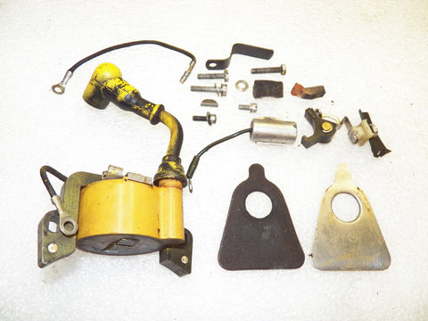 Mcculloch 1-42 Chainsaw Complete Points Ignition and Coil