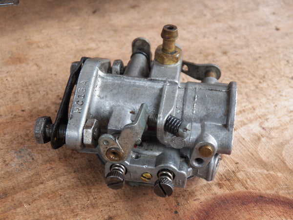 Mac Grande on Carburetor Adjustment