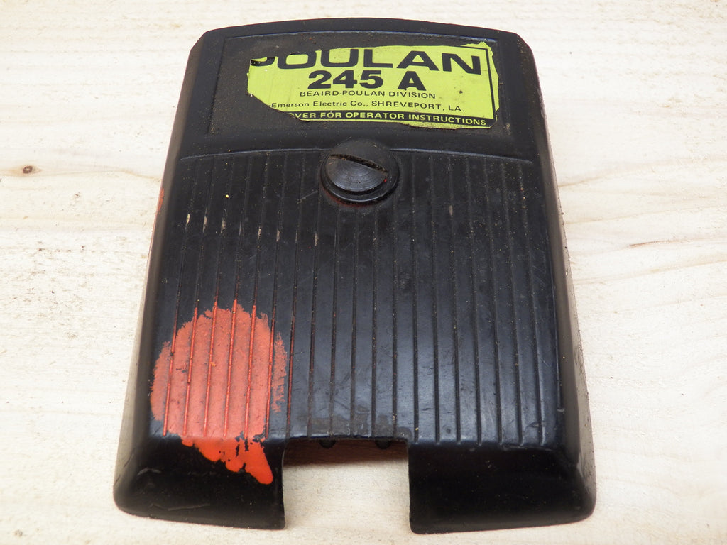 Poulan 245a Chainsaw Air Filter Cover