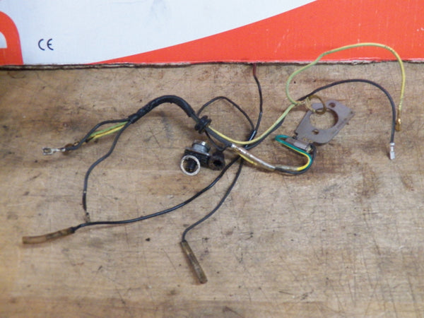 Stihl 044 Av  Ms 440 Chainsaw Wiring Harness For Heated