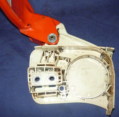 Echo CS-360T chainsaw chainbrake clutch cover assembly #1