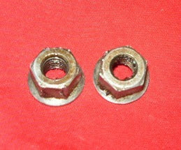 Echo cs-452vl Chainsaw Bar Nut Set