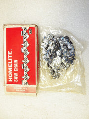 "NEW Homelite Chainsaw Saw Chain 3/8"" Pitch 70dl 20"" D38-C50-70"