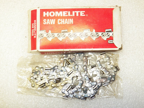 "NEW Homelite Chainsaw Saw Chain 3/8"" Pitch 59dl 20"" D38-C50-59"