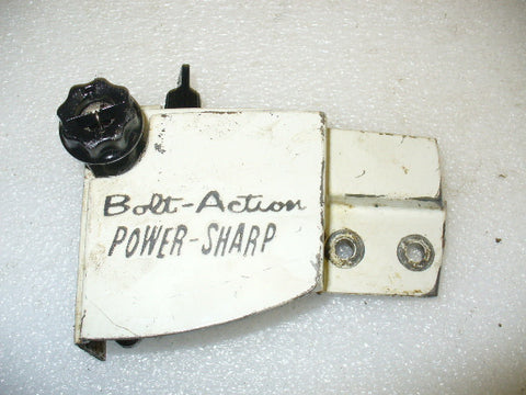roper built craftsman 3.7 chainsaw clutch cover Power Sharp #2