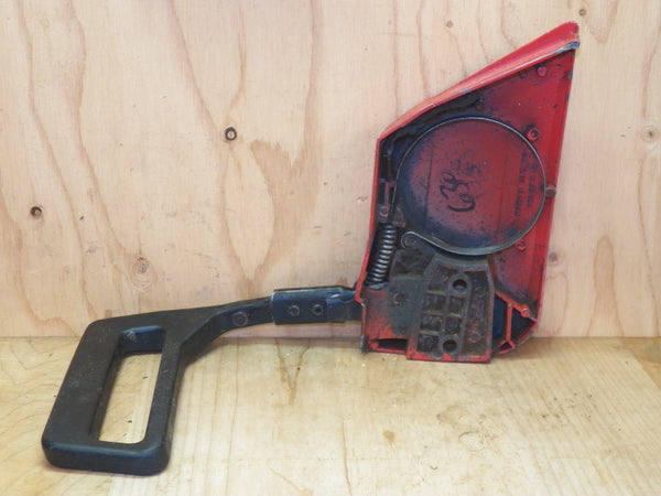 jonsered 625, 630 chainsaw complete chainbrake assembly ...
