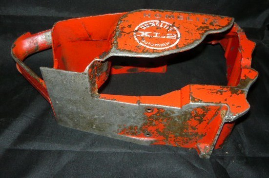 Old Homelite Chainsaw