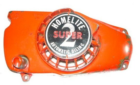 Homelite Super 2 Chainsaw Starter/Recoil Cover Only Type 1