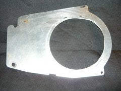 roper built craftsman 3.7 chainsaw baffle shield plate