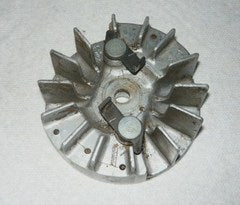 "Craftsman 18"" chainsaw flywheel with starter pawls"