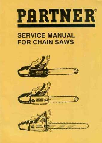 partner chainsaw downloadable pdf service repair manual chainsawr rh store chainsawr com Homelite Chainsaw Parts Only Old Remington Chainsaw Parts