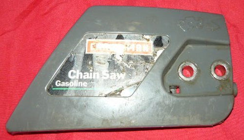 "poulan built craftsman 16"" to 18"" chainsaw clutch cover #1"