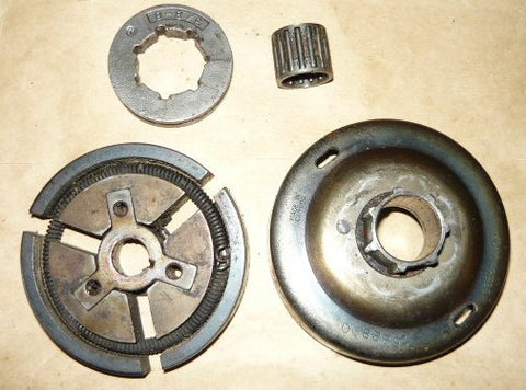 Jonsered 70e, 621 chainsaw clutch sprocket assembly type 1 (rim style)