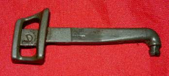 husqvarna 371, 372 xp chainsaw choke rod