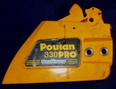 Poulan Pro 330 Chainsaw Clutch Cover Chainsawr