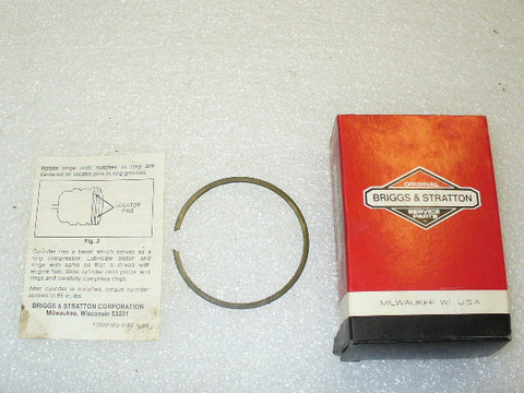 Briggs and stratton piston ring 802514 (B&S box 1)