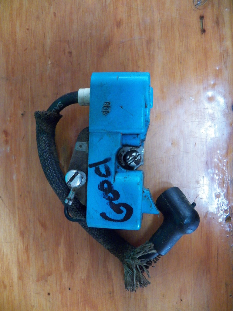 Used John Deere Parts >> Pioneer P51 P61 Chainsaw Prestolite Blue Electronic Coil | Chainsawr