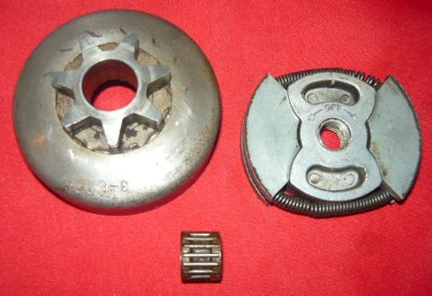 Pioneer Holiday 970 Chainsaw Spur Drum Clutch Assembly