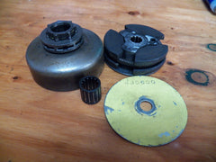 Pioneer P40 Chainsaw Complete Clutch Assembly