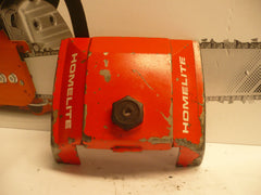 homelite 350, 360 chainsaw air filter cover and knob