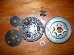 Olympic 251 Chainsaw Complete Clutch Assembly