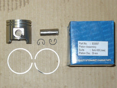 SOLO 639 chainsaw piston assembly 39mm SO0007 (Box Z)