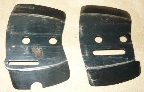 roper built craftsman 3.7 chainsaw bar plates set (for late models)