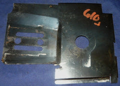 mcculloch power mac 610, 650, 605, 3.7 timber bear chainsaw cylinder jacket plate
