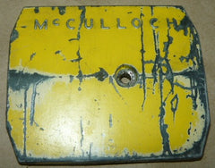 McCulloch Mac 2-10, 2-10a Chainsaw Oil Tank Cover