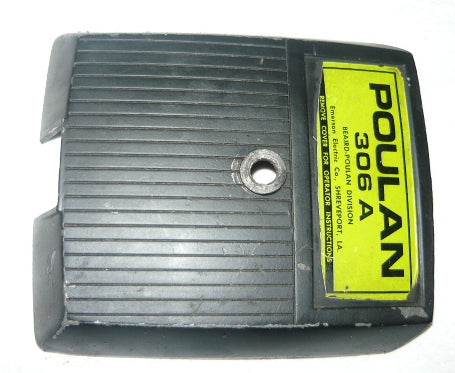 Poulan 306 A Chainsaw Air Filter Cover