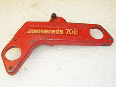 jonsered 70e chainsaw handle bar bracket