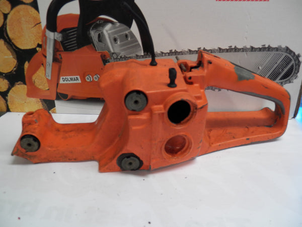 how to put fuel in chainsaw rust