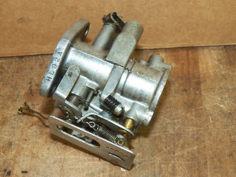 David Bradley 360 Chainsaw HL92a Tillotson Carburetor