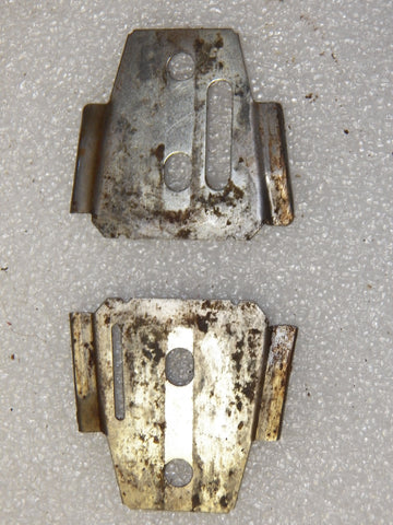 Pioneer P41 Chainsaw Bar plate set