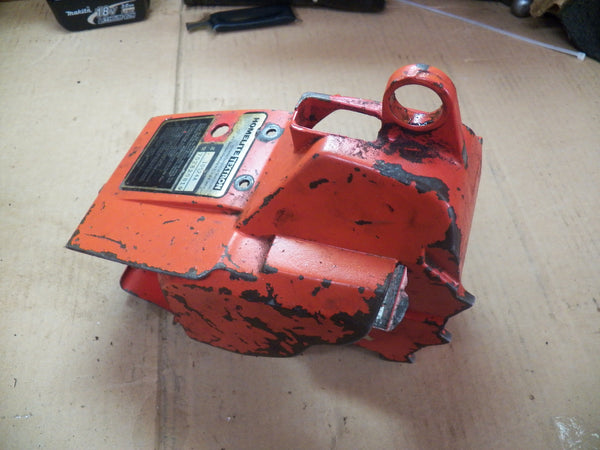 Homelite Vi super 2 chainsaw parts Owners manual