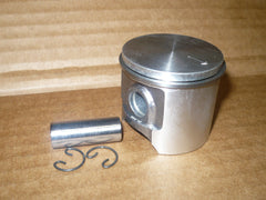 husqvarna 257 chainsaw 46mm piston kit 503 66 20-01 NEW