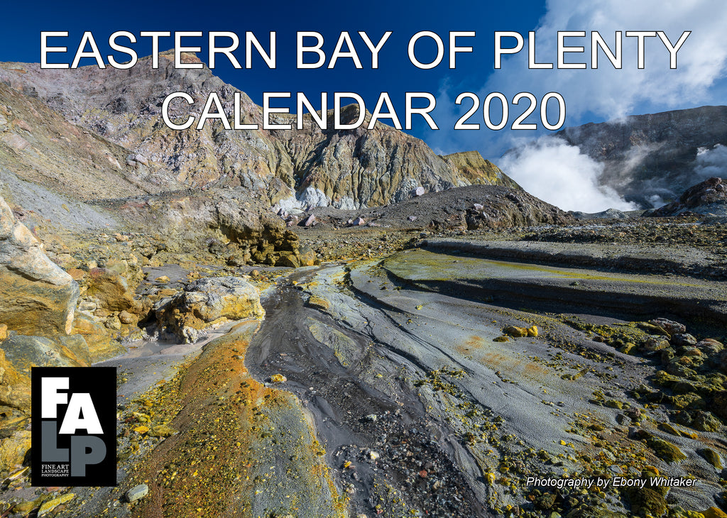 Eastern Bay of Plenty Calendar 2020