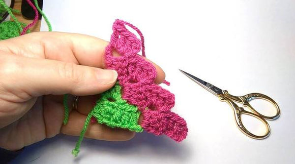 Next Steps in Crochet - Corner to Corner techniques -  29th June 2019