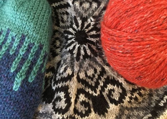 Simple Stranded Colourwork Workshop - 25th February 2019