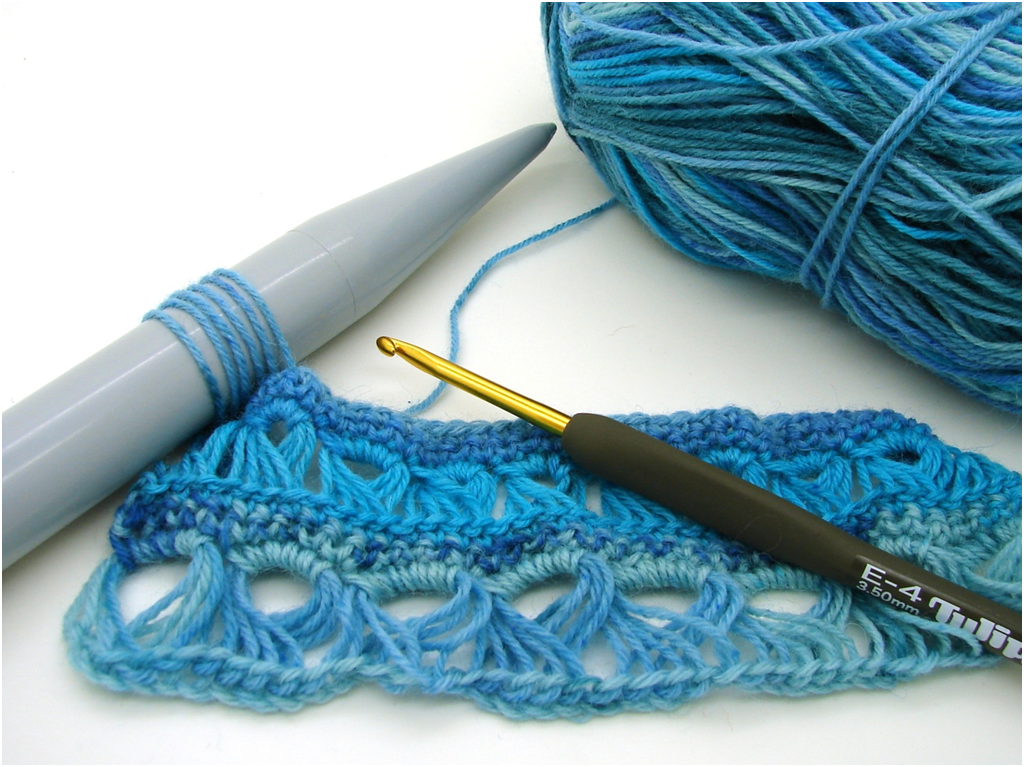 Broomstick Lace Crochet Workshop 13th July 2019 Crates Of Wool