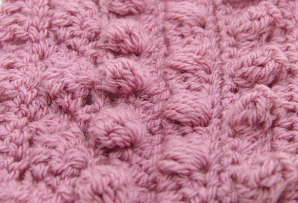 Next Steps in Crochet - Textures - Tuesday 4th June