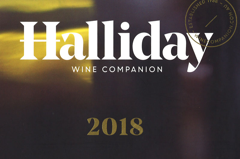 2018 James Halliday Wine Companion