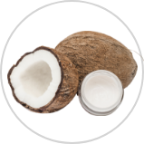 Coconut Oil*** - Skin and Hair