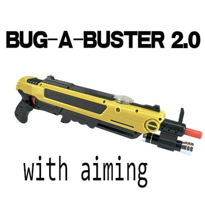 Flying Insects Bug-A-Buster Salt Gun