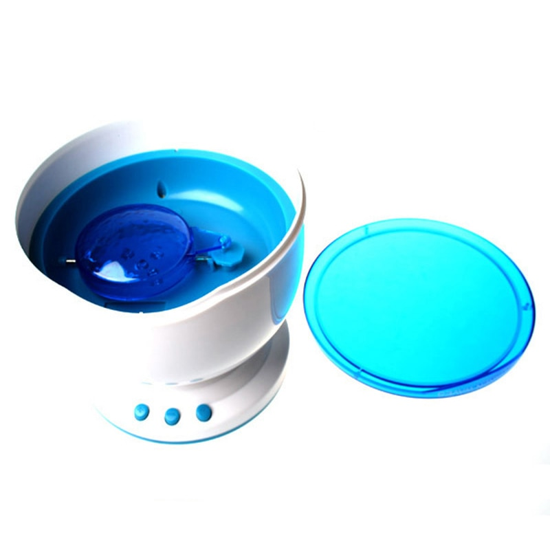 Water Wave Projector with Built-in Speaker