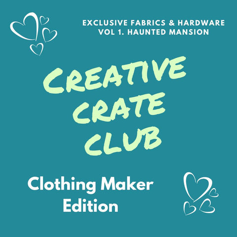 Creative Crate - Clothing Maker Edition