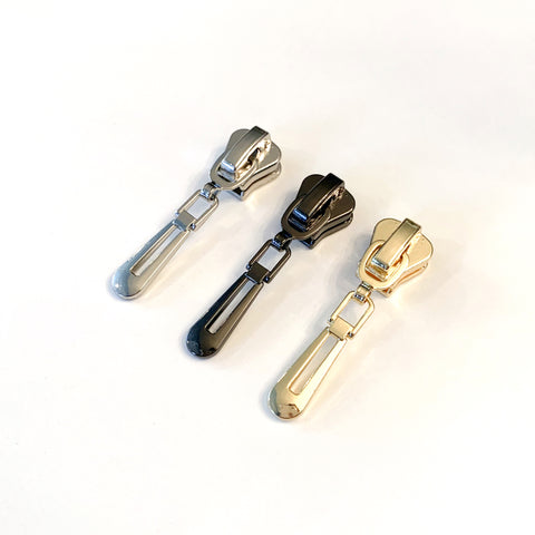 Hardware - Standard Resin Zipper Pulls #8