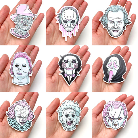 Stickers - Pastel Horror Sticker