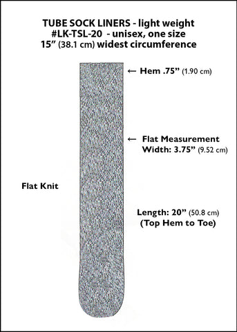 How to measure for your walker boot liners