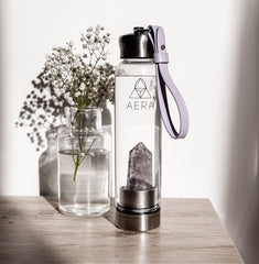 Aera Crystal Water Bottle